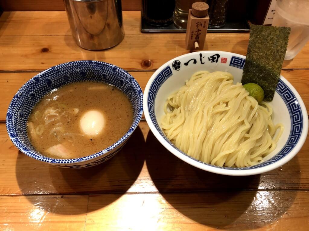 つじ田 つけ麺