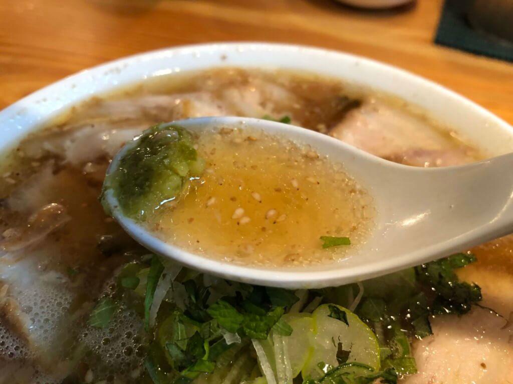 やすきちのスープ