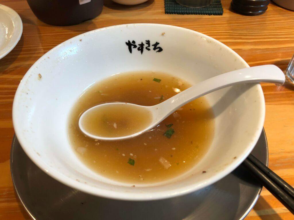 やすきちスープ
