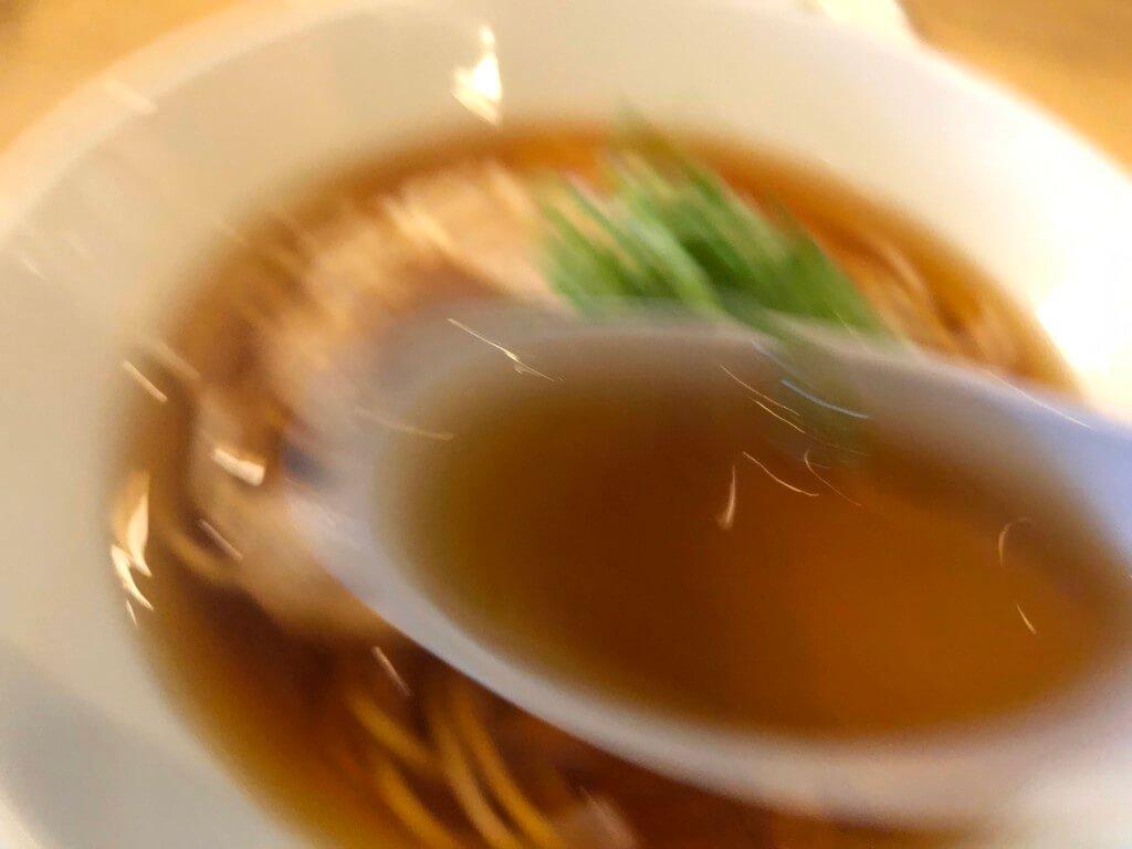 麺商人のスープ