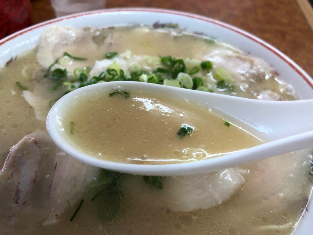 後楽園のスープ