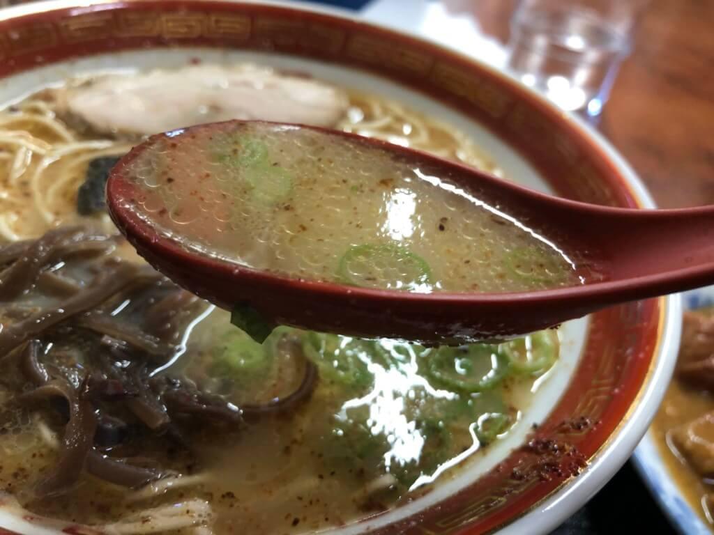 大黒らーめんスープ