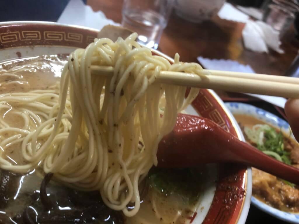 大黒らーめん麺