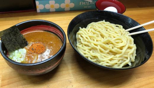 「ボンズ」のつけ麺が最高!魚介系トンコツスープでこってりだけど飲めほせちゃう!
